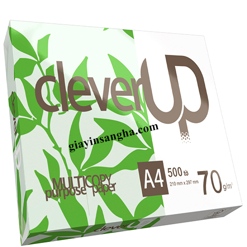Giấy Clever Up 70g A4