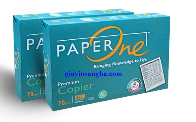Giấy Paper One 70g A3