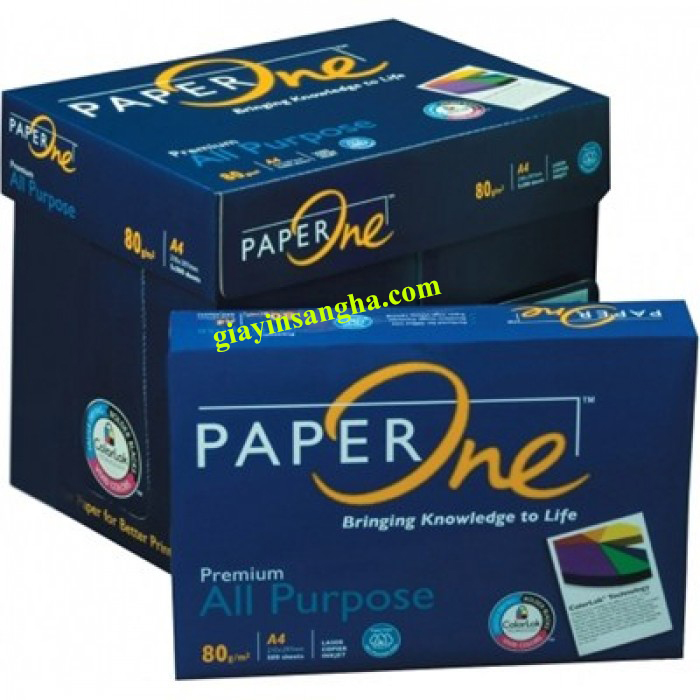 Giấy Paper One 80g A4